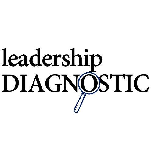 LEADERSHIP DIAGNOSTIC