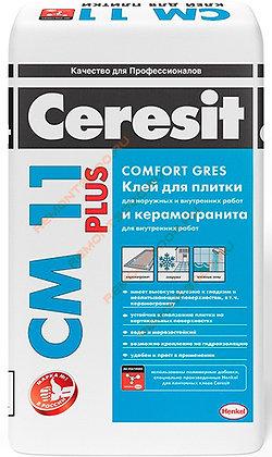 ЦЕРЕЗИТ СМ-11 клей плиточный (25кг)