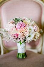 Pastelltöne für die Hochzeitsdekoration sorgen für einen wunderbar romantischen Touch.