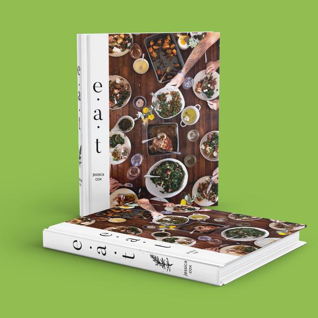 e.a.t Cookbook Layout
