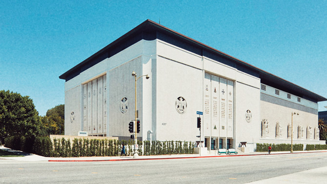 Guess? Founder revives Hollywood Scottish Rite Center.