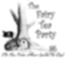 Fairy Tea Party Logo 2016 w teacup bw.pn