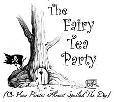 Fairy Tea Party Logo 2016 w teacup bw.pn