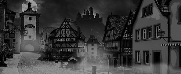 Young Frankenstein Bavarian Village BW P
