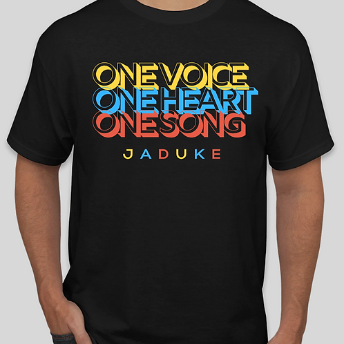 One Voice, One Heart, One Song T-Shirt