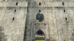 146 Castle Exterior #3 DS