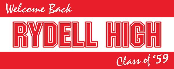 Rydell-High-classof59 tab banner 59%22 x