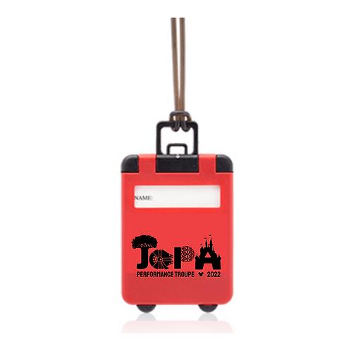 JCPA Luggage Tag