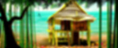 Preview Moana Beach and Hut towaard beac