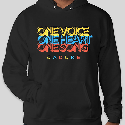 One Voice, One Heart, One SongHoodie