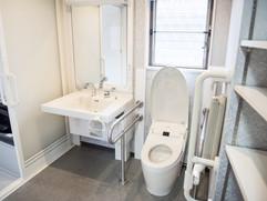 手すりの設置_トイレ