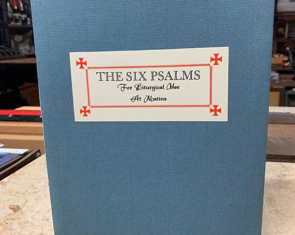 The Six Psalms