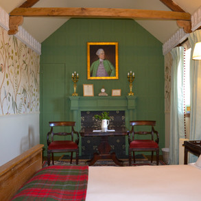 The Munches Room at Buittle Castle