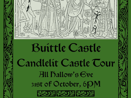 Candlelit Hallowe'en Tour at Buittle