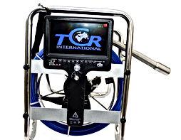 systéme caméra d'inspection et de diagnostique des réseaux et conduites