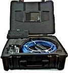 valise d'inspection vidéo