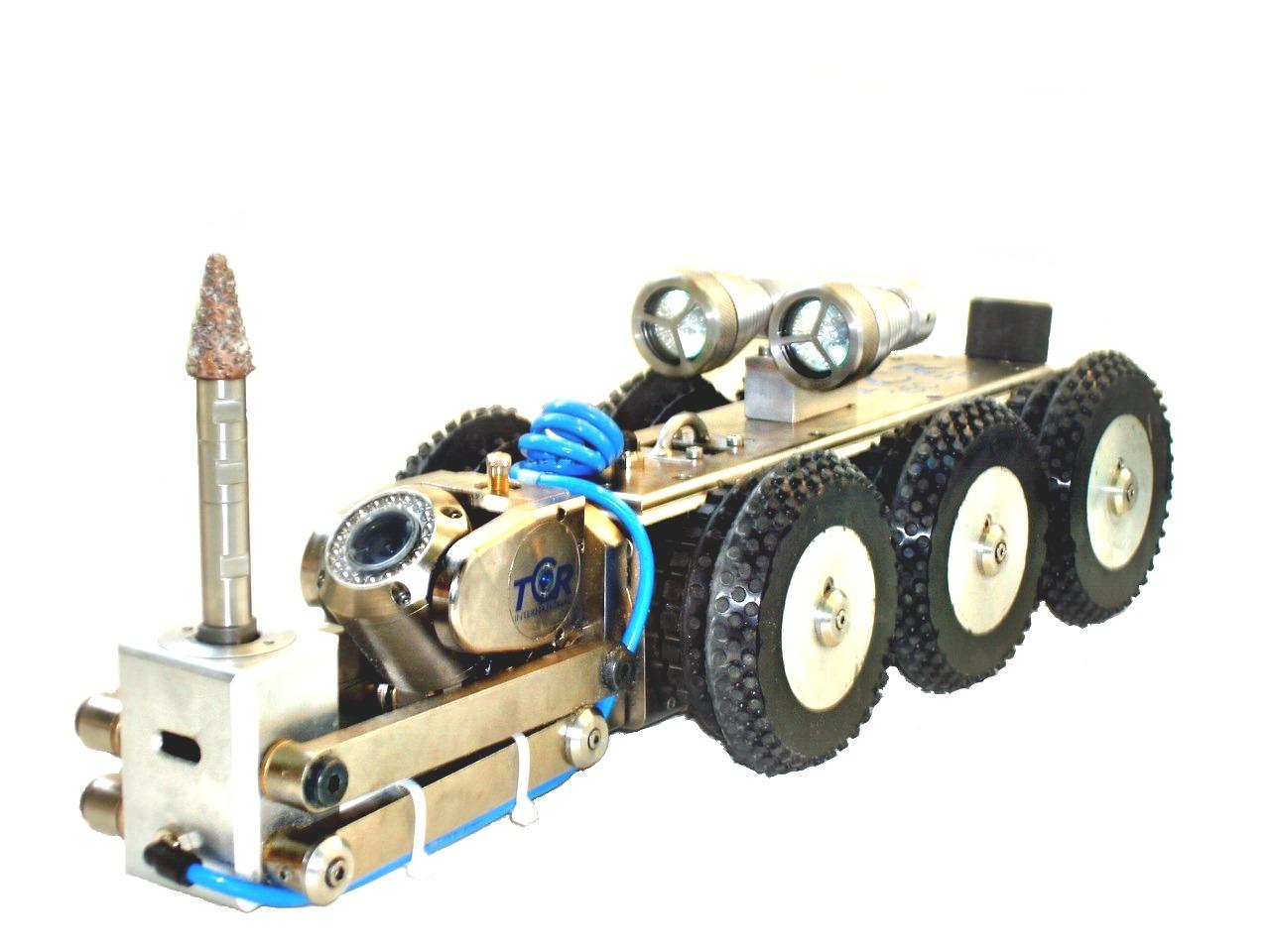 ROBOT FRAISEUR TCR