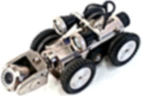 camera inspection motorisé TCR