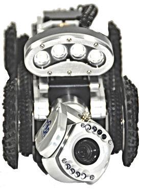 Caméra rotatice TCR International