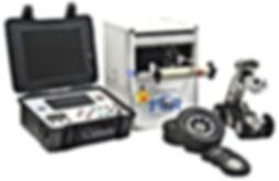 caméra inspection vidéo rotatif motorisé TCR