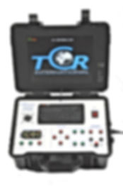 Valise de controle TCR International