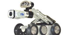 Nouvelle caméra de TCR pour les diamètres de 140 mm a 1200 mm