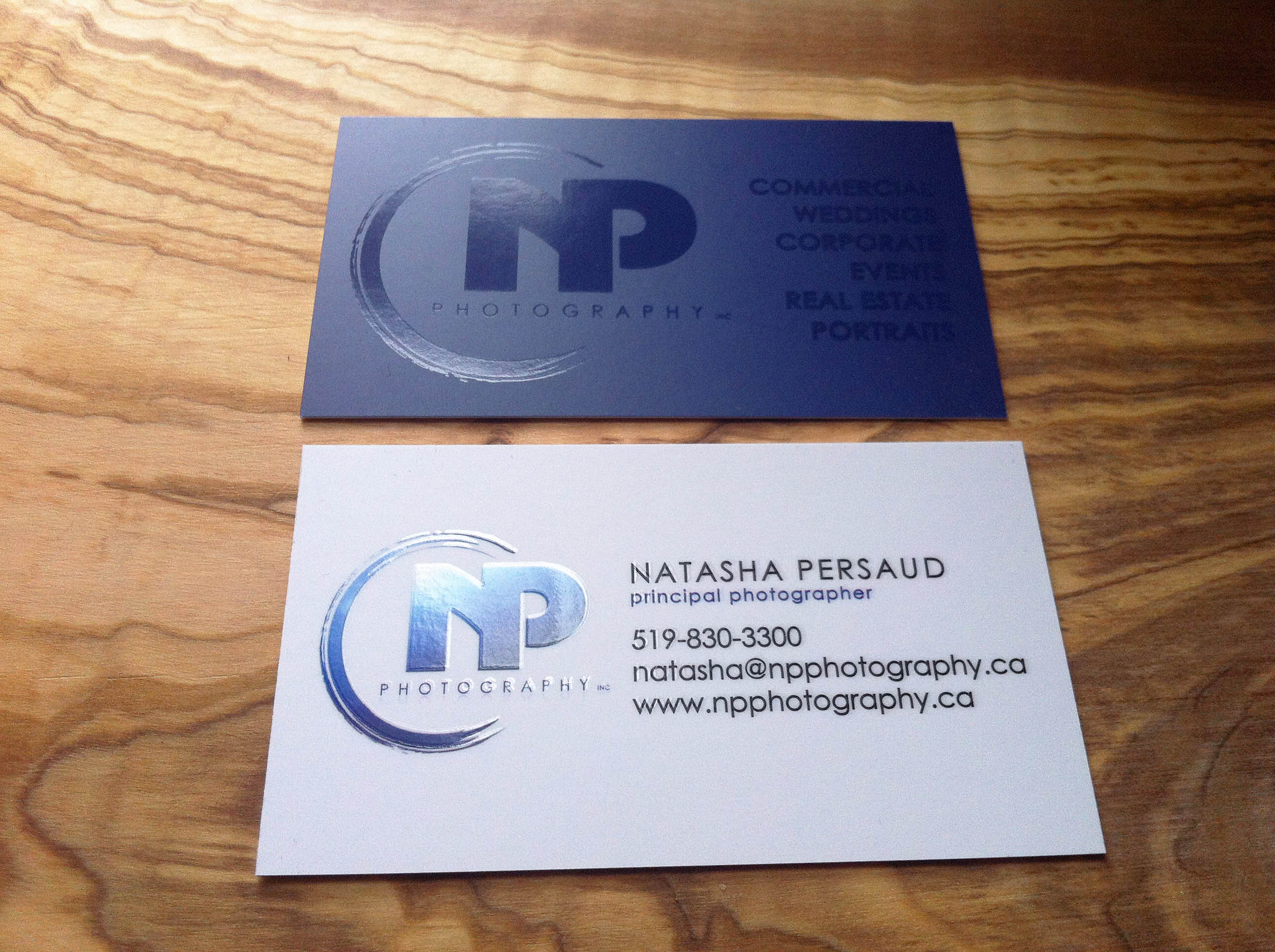 Creative Design For Business Card
