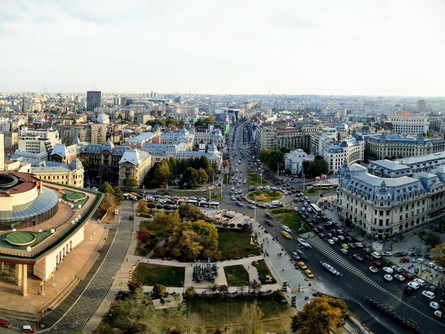 If we were to visit Bucharest, we would like to…