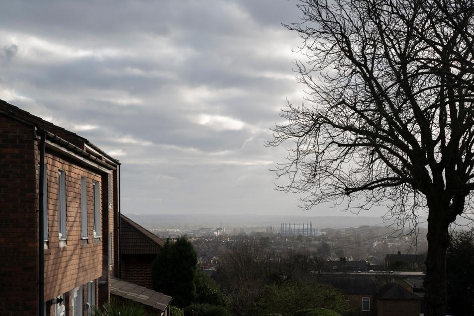 Blythe Hill, Lewisham, London.
