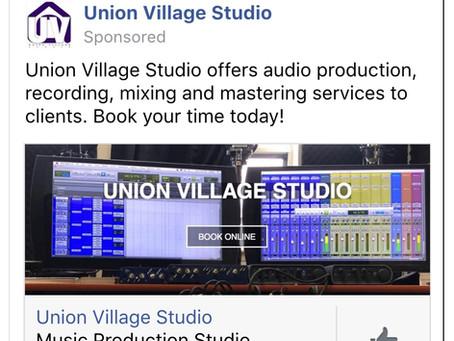 Let Union Village Media Setup Your Online Advertising Campaign!