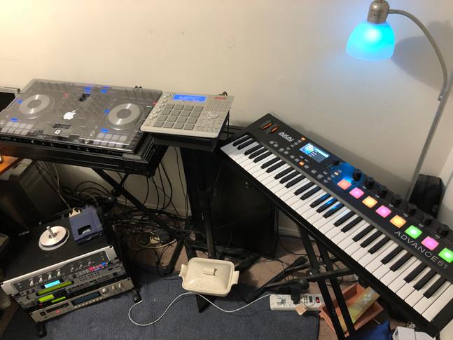 Union Village Studio Control Desk