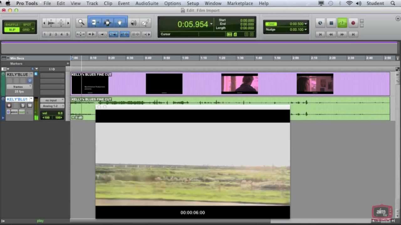 Video Sound Tracking