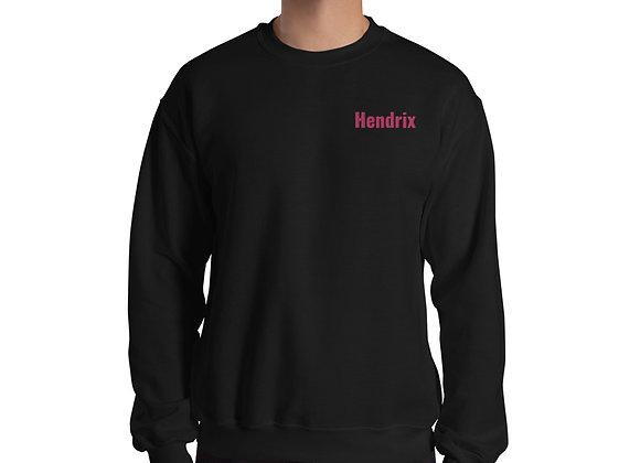 Hendrix Unisex Sweatshirt