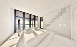 'white room' impressie