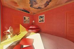 'dali's room' impressie
