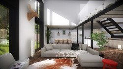 interieur impressie