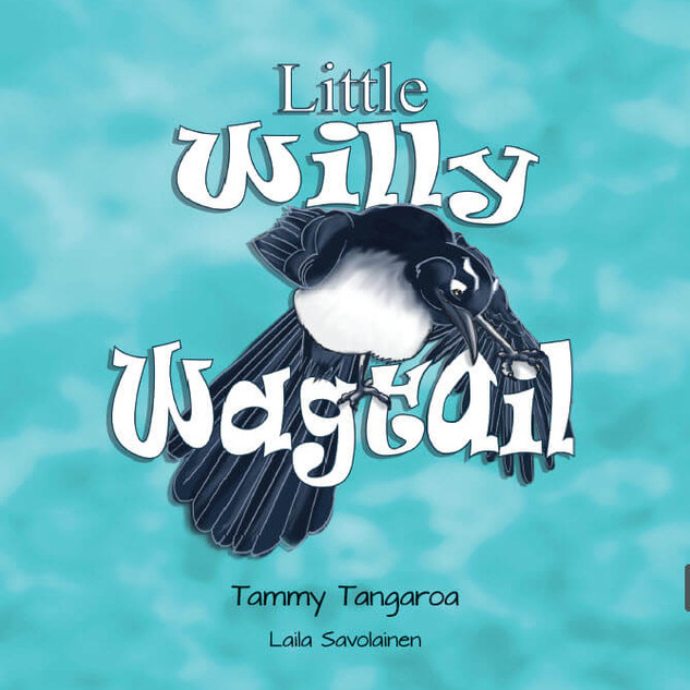 Little Willy Wagtail Book 1