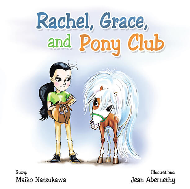 Rachel, Grace and Pony Club