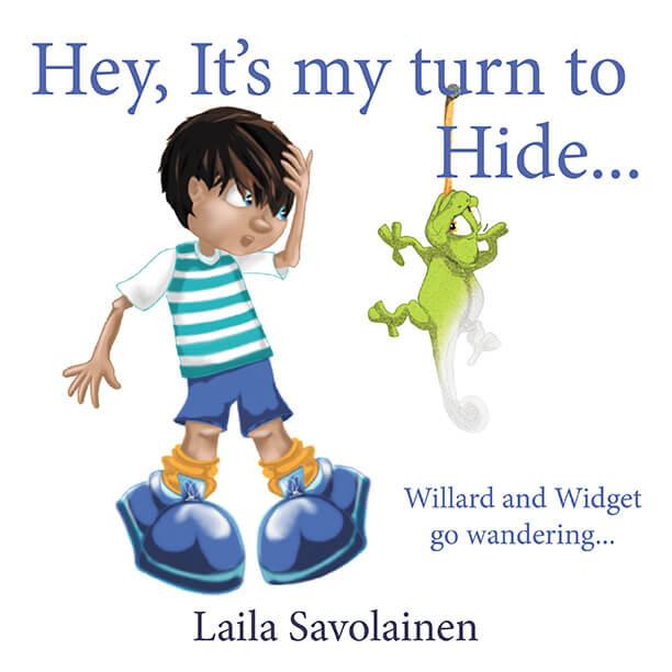 Hey, It's my turn to Hide