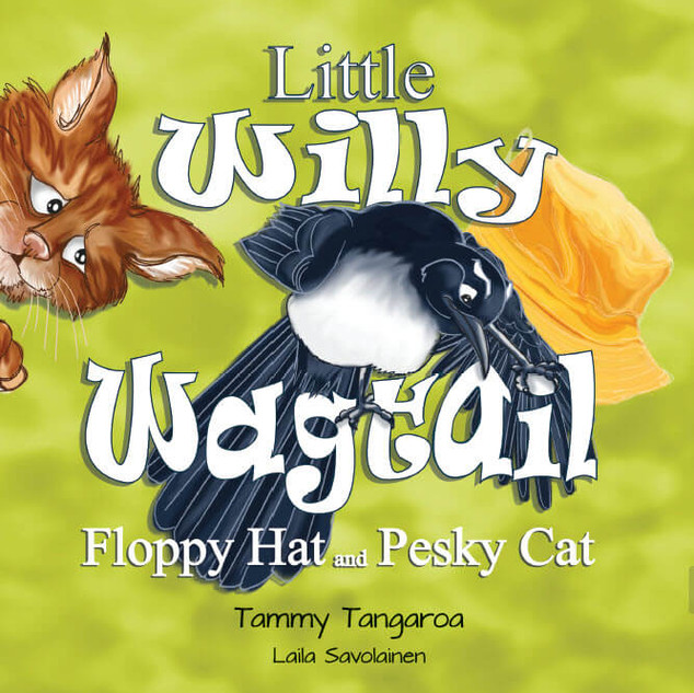 Little Willy Wagtail Book 2
