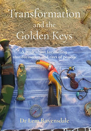 Book Cover - Transformation and the Golden Keys