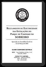Regulamento de Eletricidade do Parque de Campismo do Clube Estrela