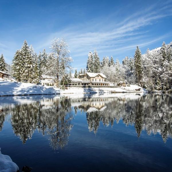 Akasha Chronik Vertiefungsretreat Blausee