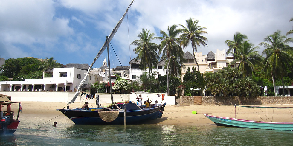 Akasha Chronik Retreat Lamu Island