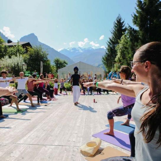 Summer of Love Yoga Festival