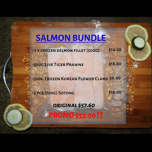 Salmon Bundle