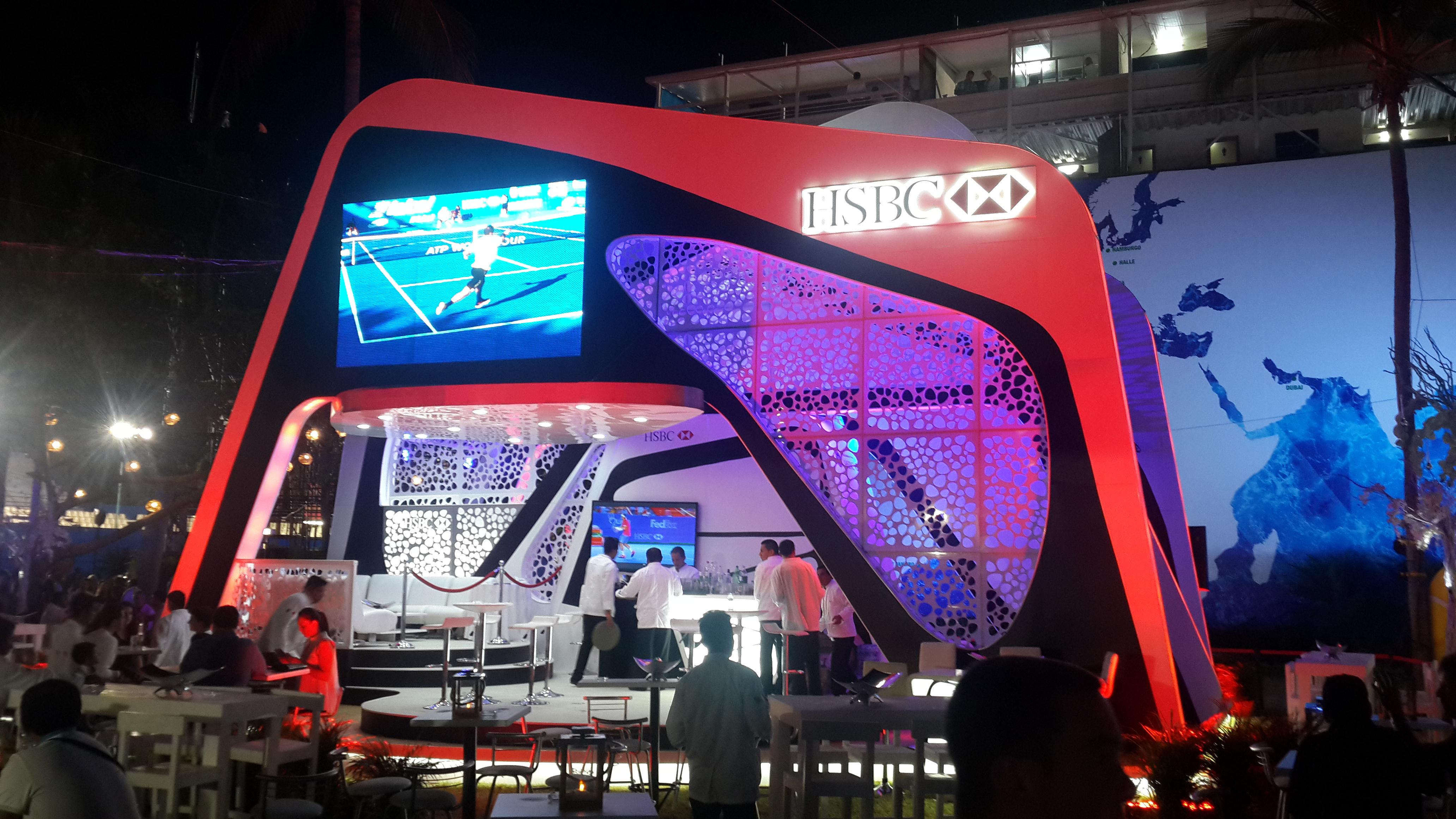 HSBC_Abierto Mexicano de Tenis 2015