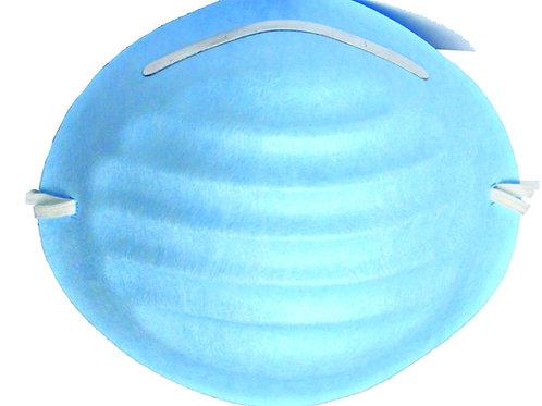 Mascarilla reforzada azul (pz)