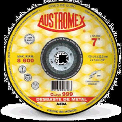 "Disco para desbaste de metal 7"" C-3811 (pz)"