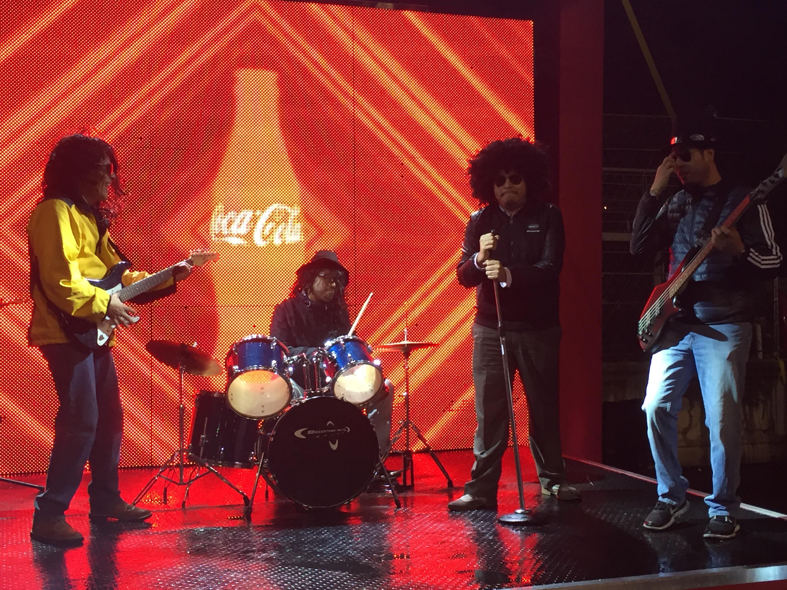 Conciertos Coca Cola